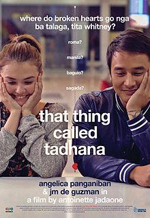 Thatthingcalledtadhana
