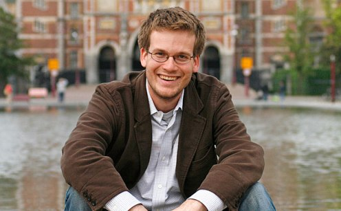 John Green Author of The Fault in Our Stars
