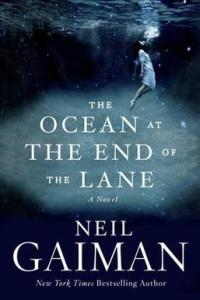 Ocean at the End of the Lane US Cover