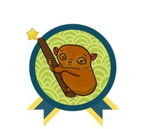 badge_tarsier