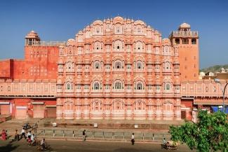 Palace of Winds, Hawa Mahal, Jaipur, India